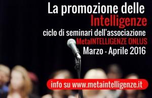 """Video – Seminario """"Il Metodo MetaEMOZIONI"""""""
