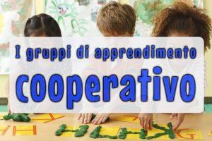 I gruppi di apprendimento cooperativo