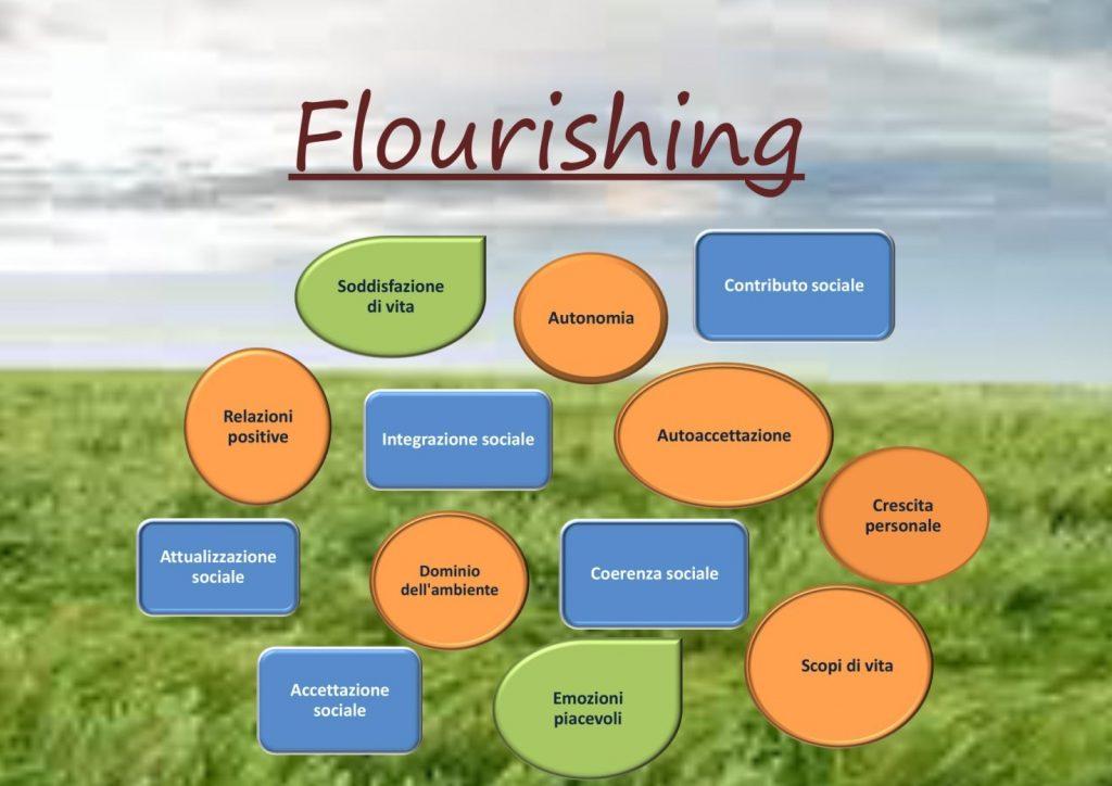 Flourishing: uno schema.
