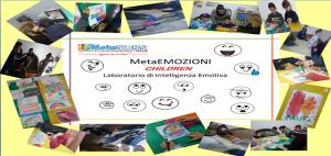 Emozioni  in… dono! Metaintelligenze incontra Sant'Egidio con il percorso MetaEmozioni Children