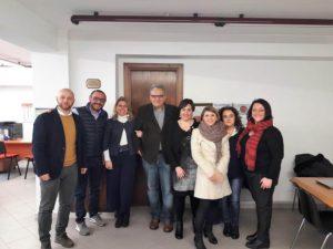 Foto MetaIntelligenze con Dott Angelo Spataro Fimp-04-02-2017 1