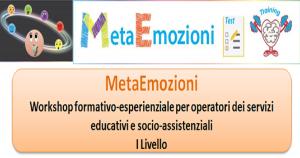 MetaEmozioni – Workshop formativo-esperienziale per operatori – I Livello